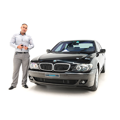 Testimonial of Metin for CARCHASE