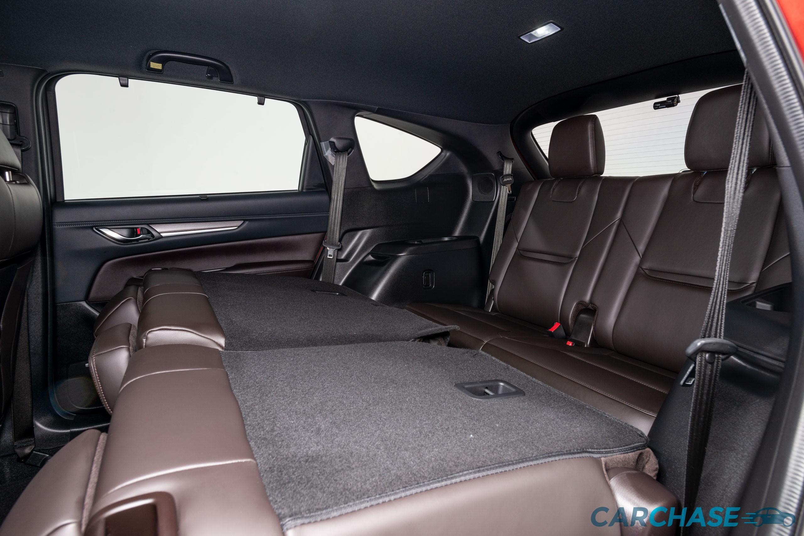 Image of passenger rear 2 profile of 2018 Mazda CX-8 Asaki