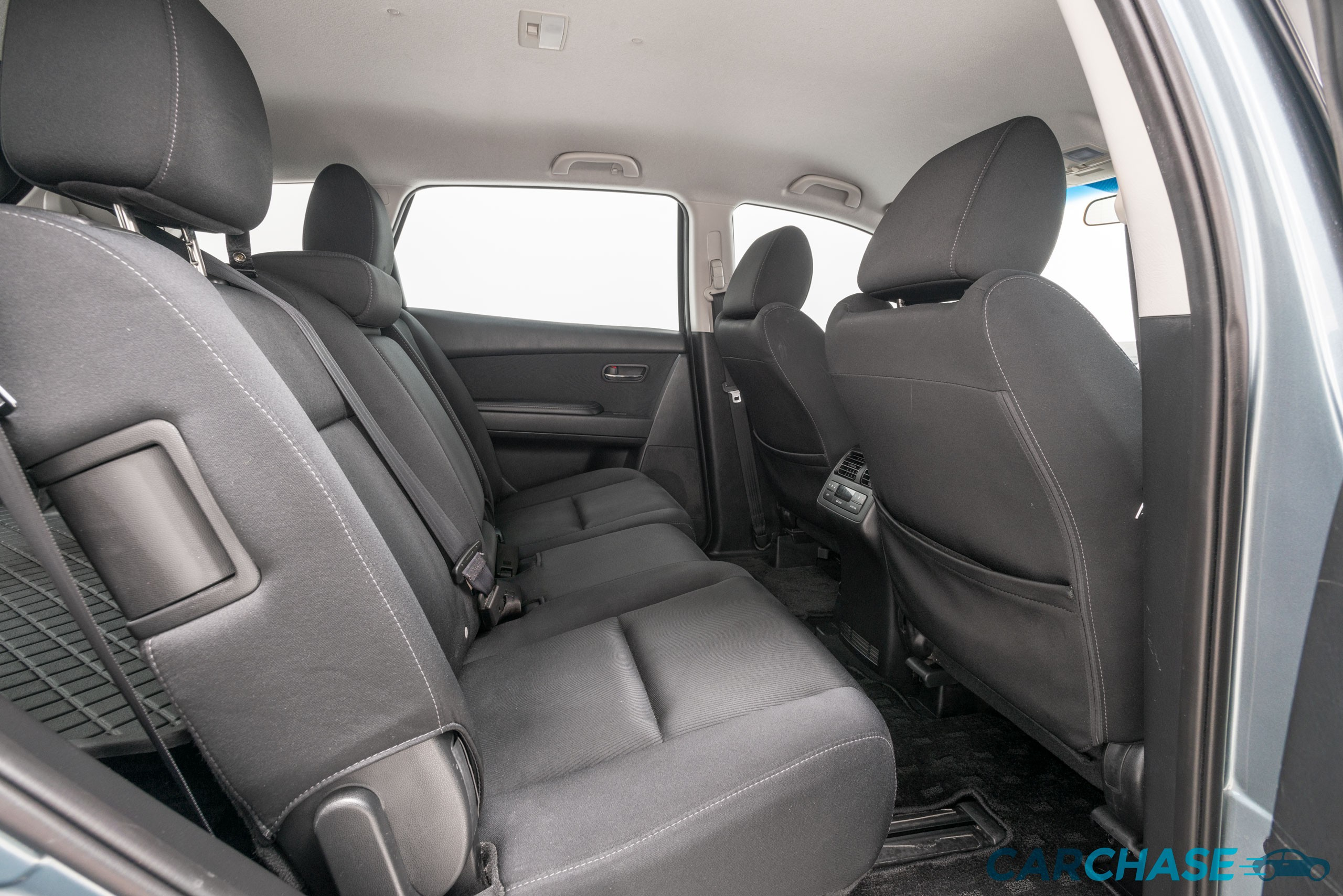 Image of driver rear profile of 2012 Mazda CX-9 Classic TB4