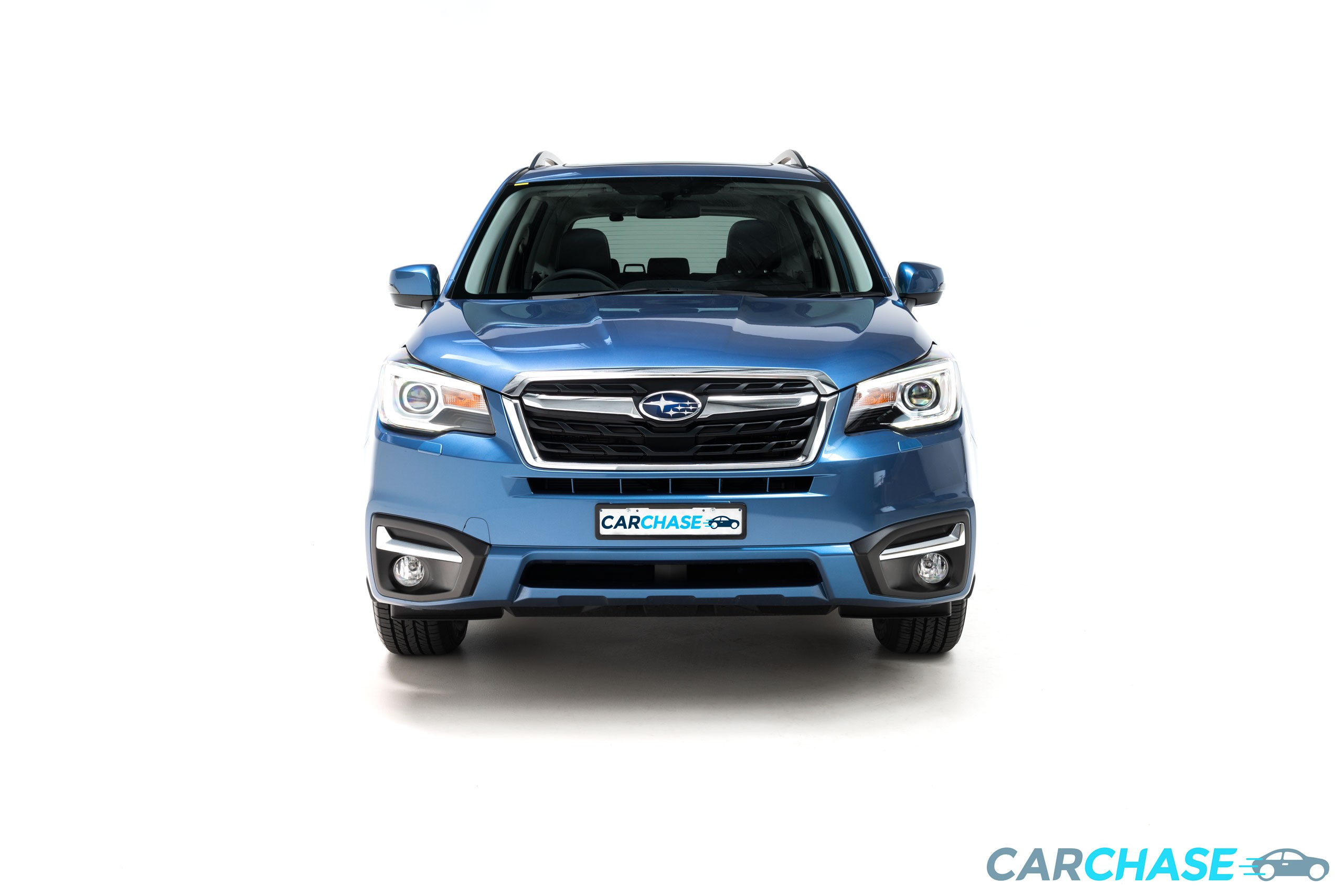 Image of front profile of 2018 Subaru Forester 2.5i-L Luxury