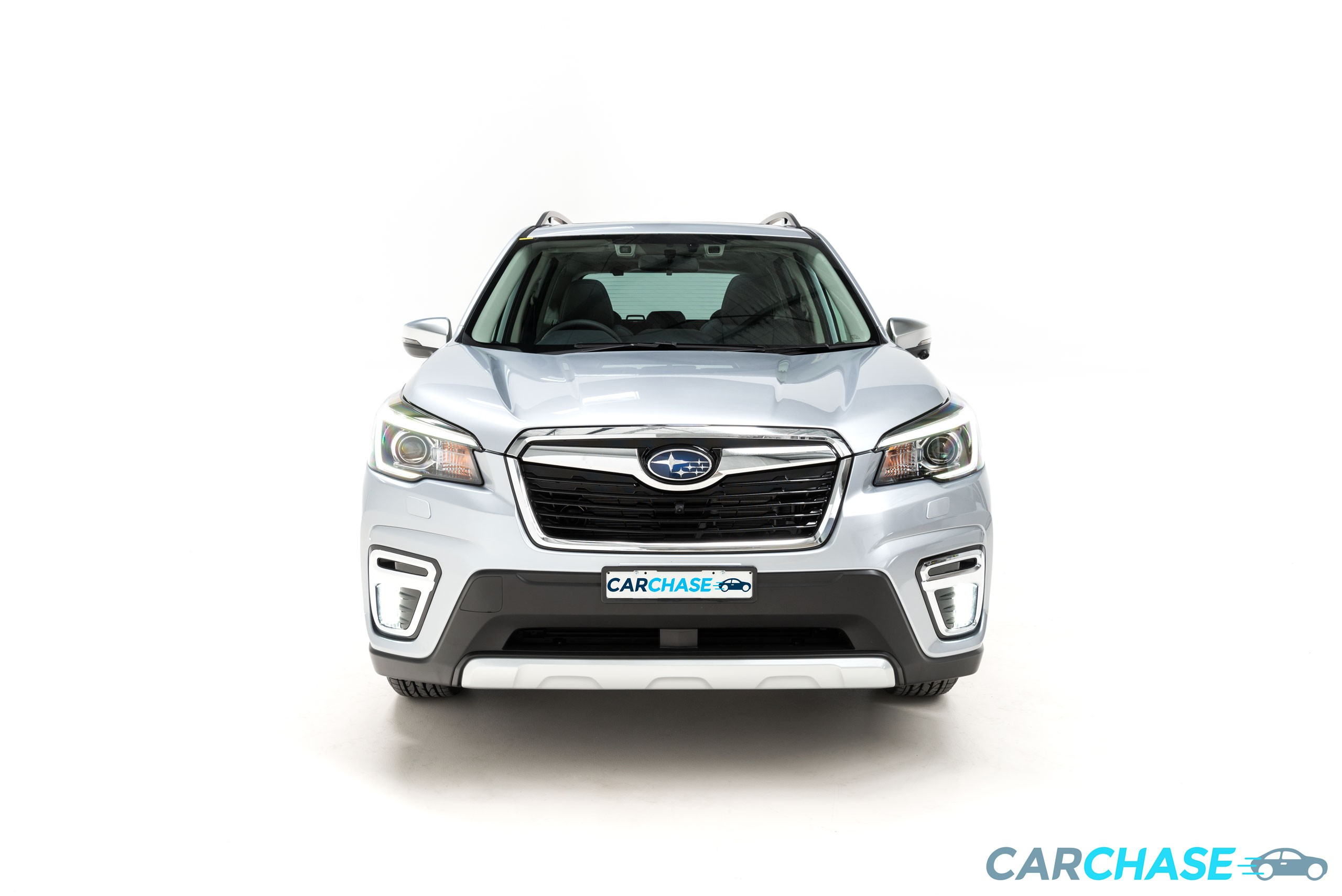 Image of front profile of 2018 Subaru Forester 2.5i-S