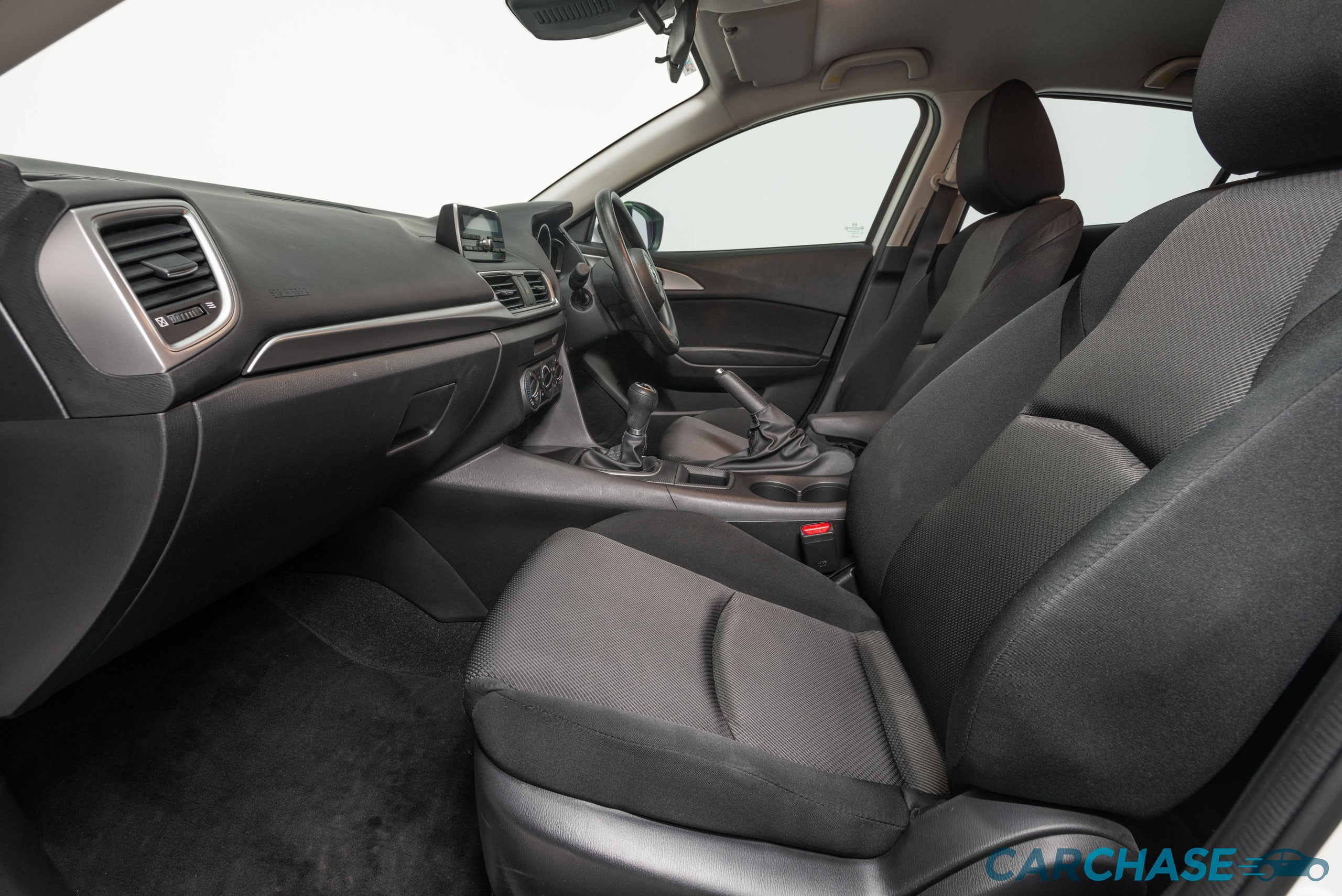 Image of passenger front profile of 2016 Mazda 3 Neo BN Series