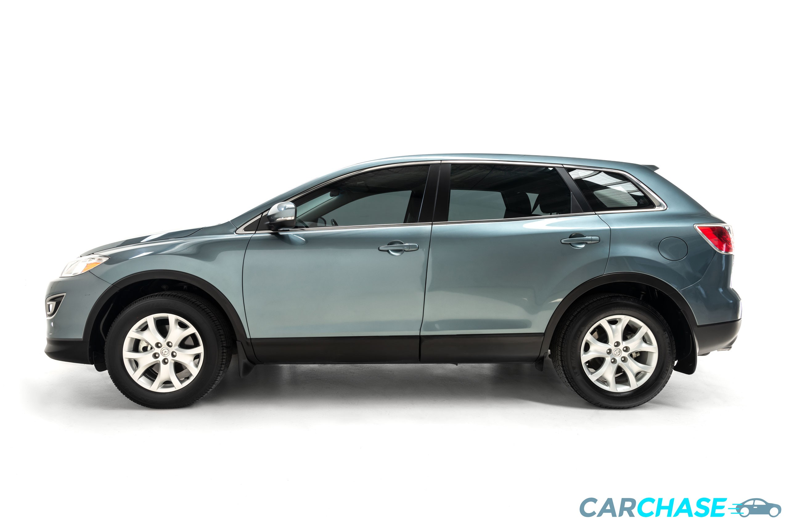 Image of right profile of 2012 Mazda CX-9 Classic TB4