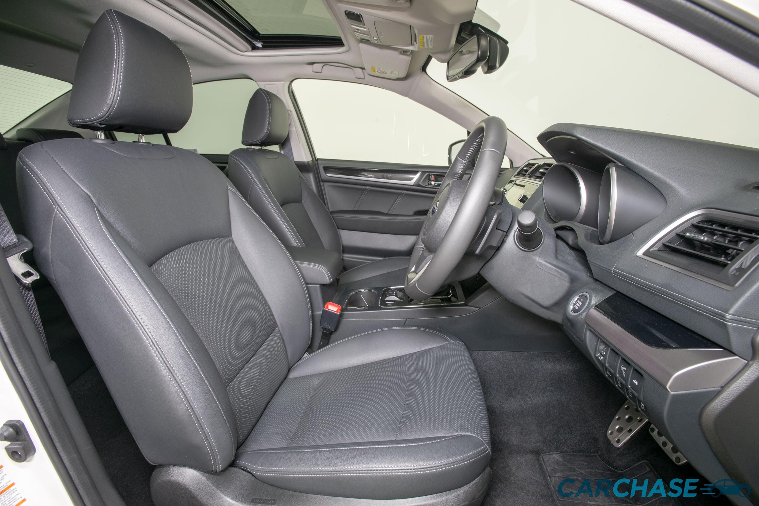 Image of driver front profile of 2018 Subaru Liberty 2.5i Premium