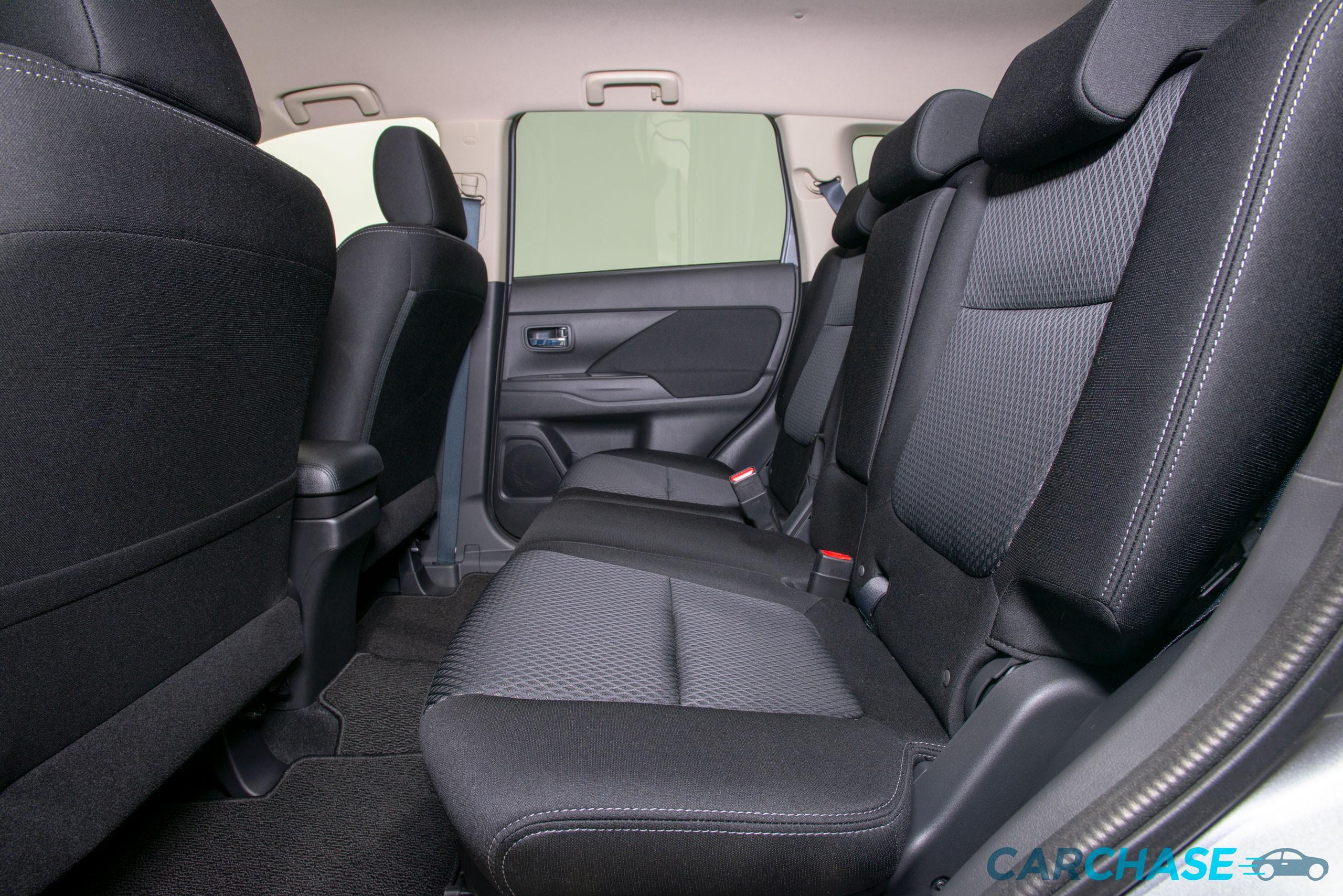 Image 10/10 of 2018 Mitsubishi Outlander LS ZL