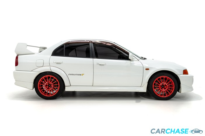Thumbnail image of 1998 Mitsubishi Lancer Evolution V