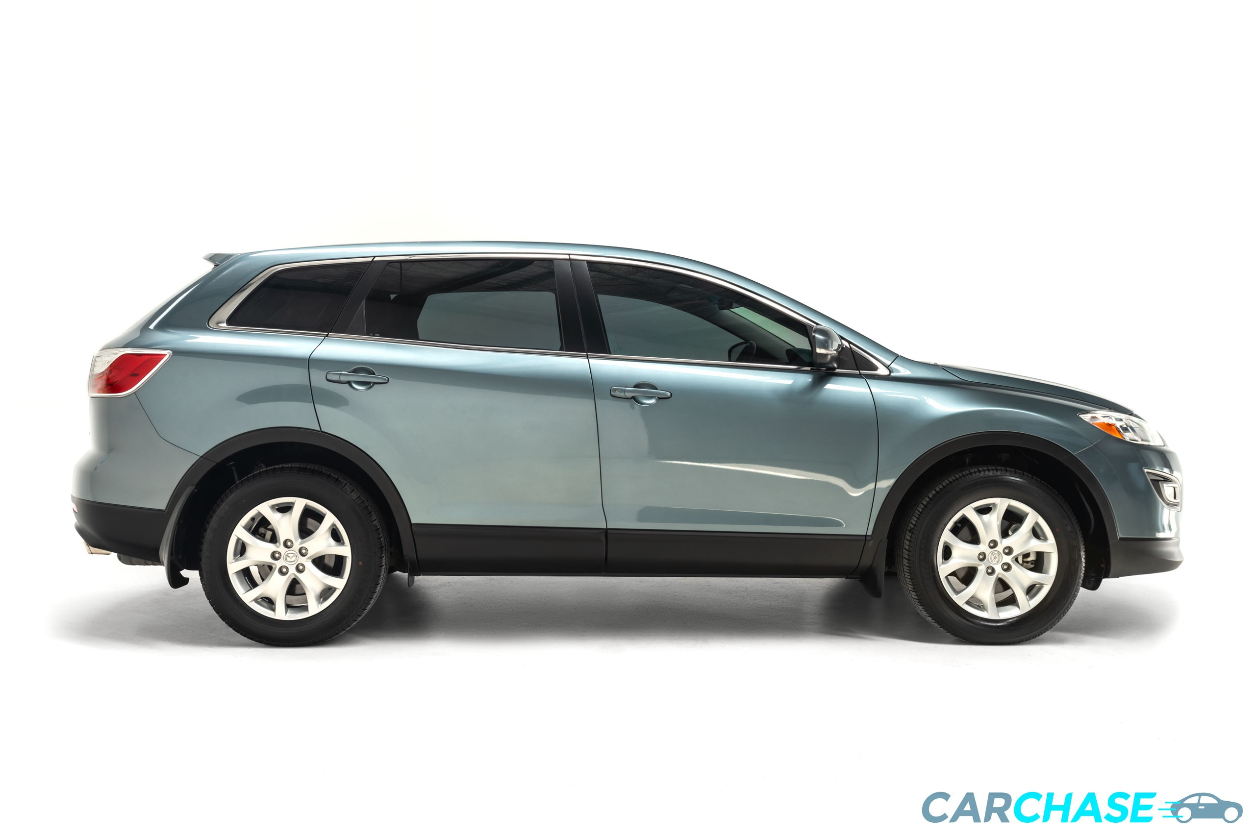 Image of left profile of 2012 Mazda CX-9 Classic TB4