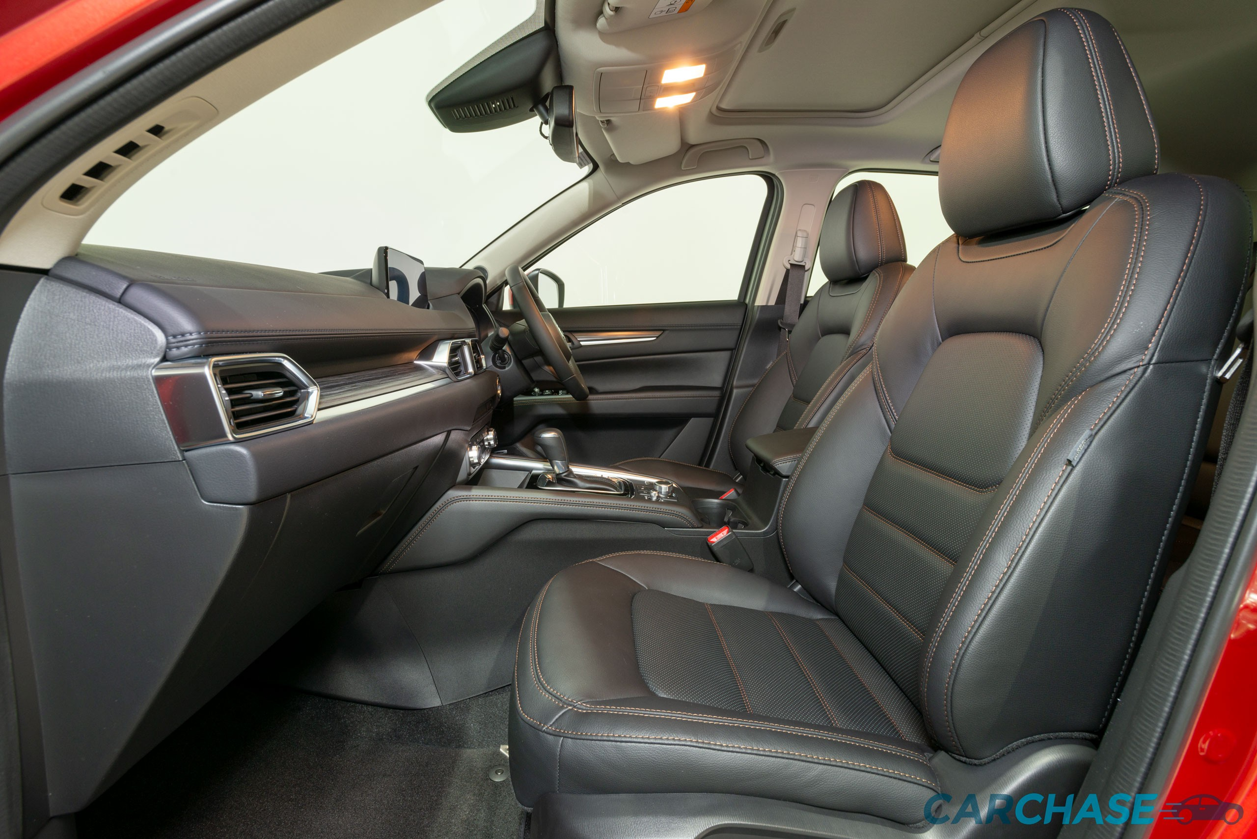 Image of passenger front profile of 2018 Mazda CX-5 GT