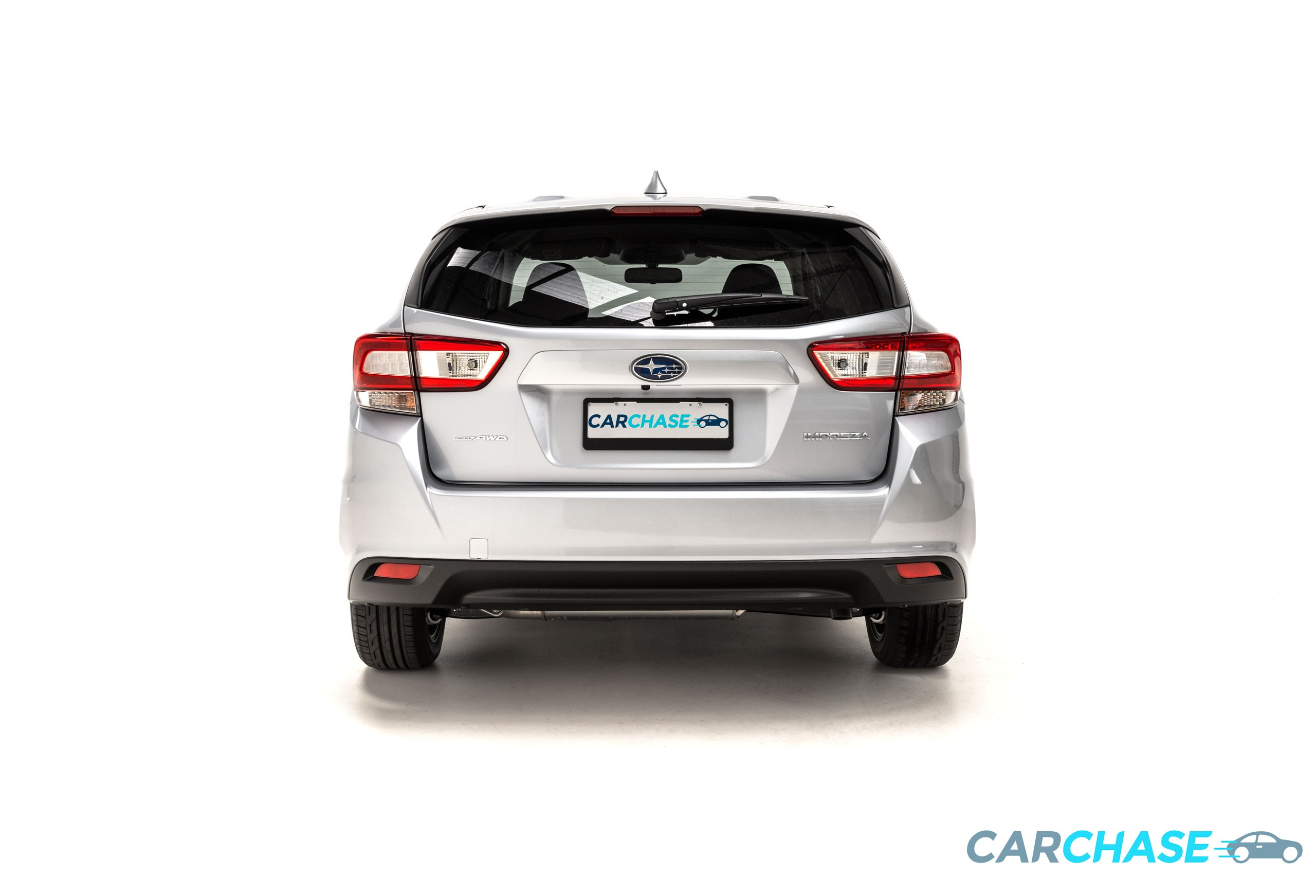 Image of back profile of 2018 Subaru Impreza 2.0i