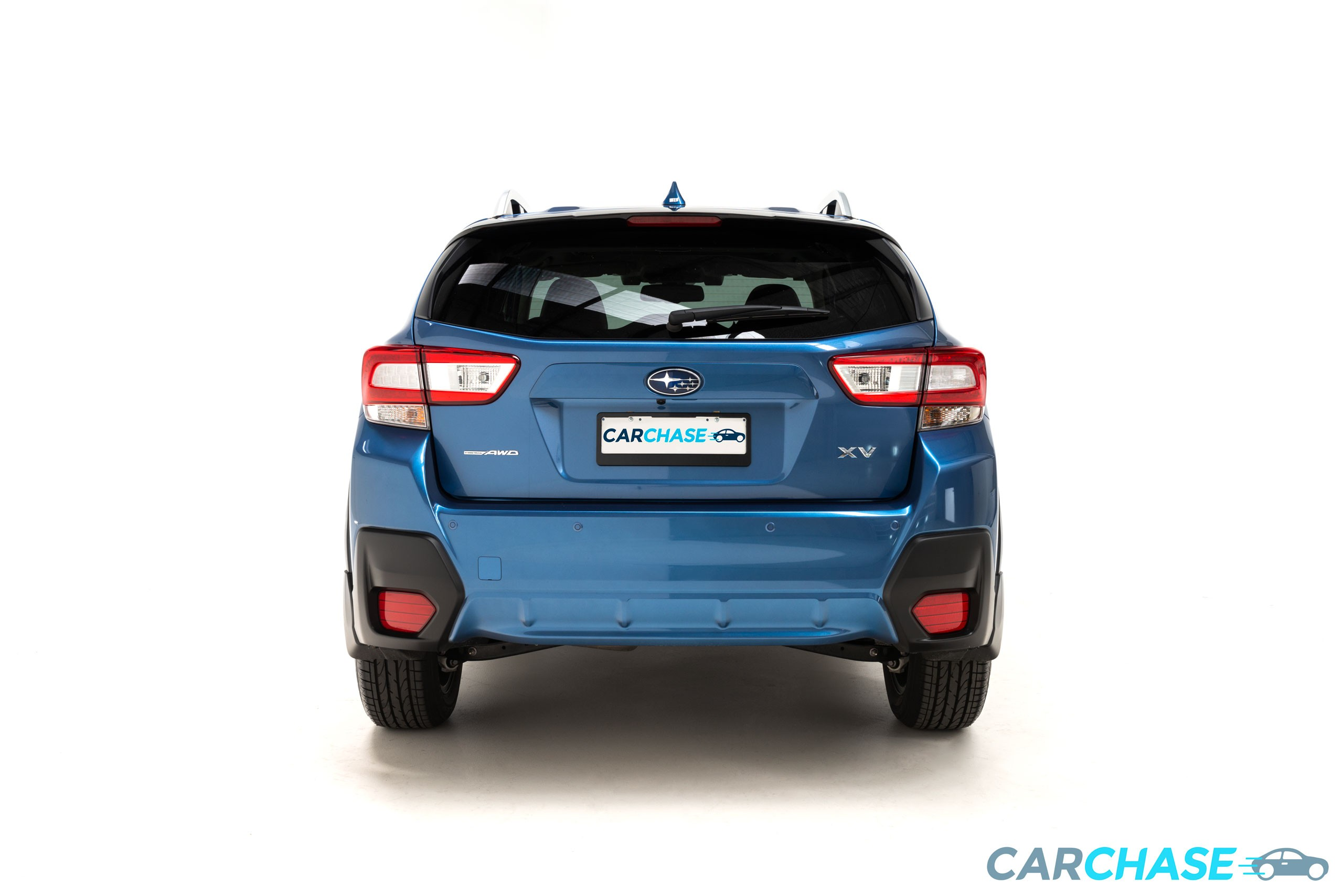 Image of back profile of 2018 Subaru XV 2.0i-S