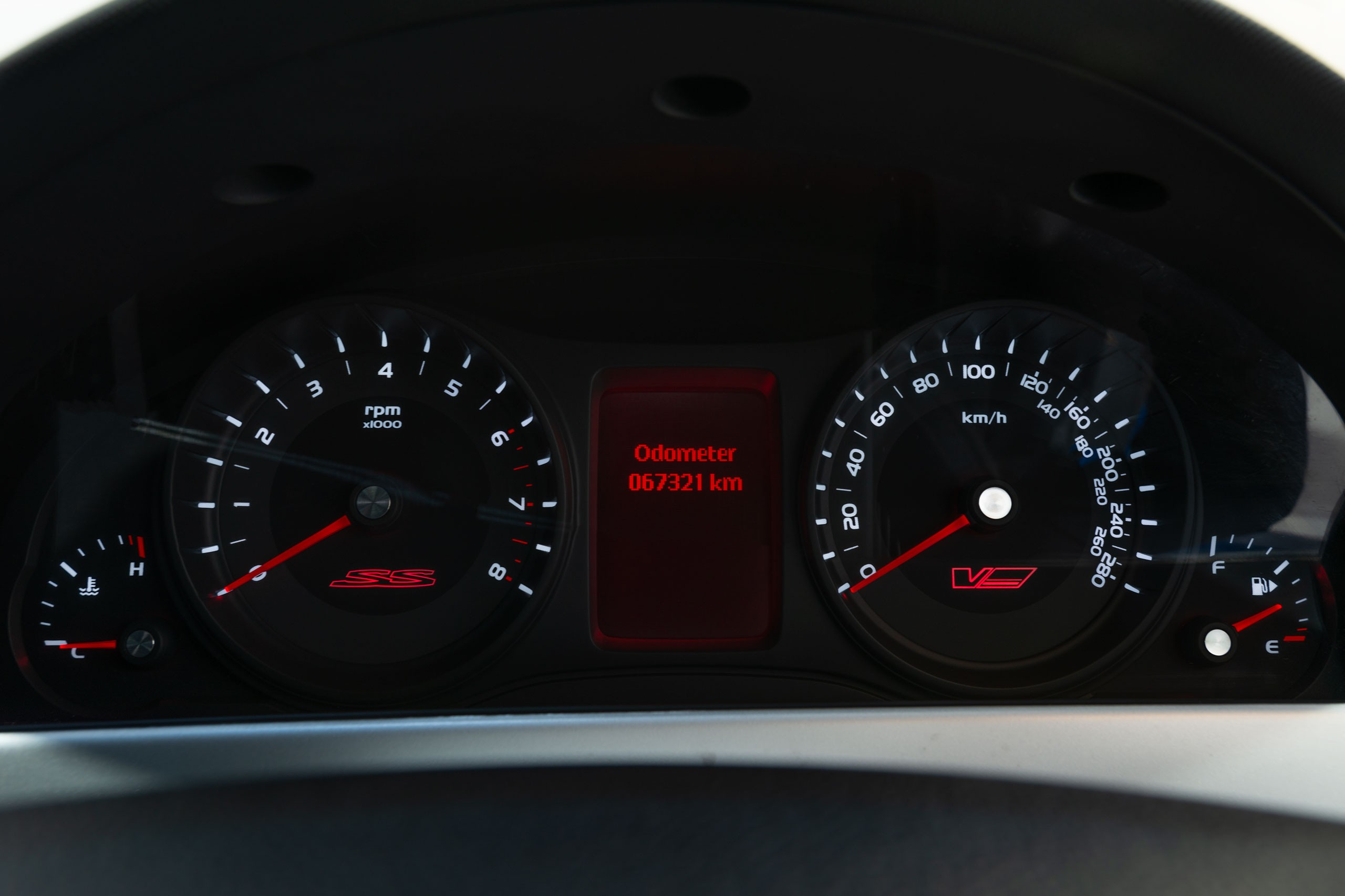 Image 6/10 of 2012 Holden Commodore SS V Z Series