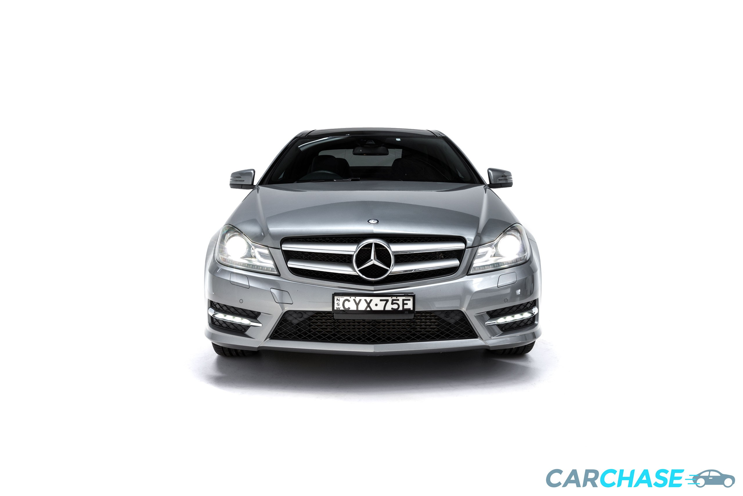Image of front profile of 2015 Mercedes-Benz C250 CDi Avantgarde