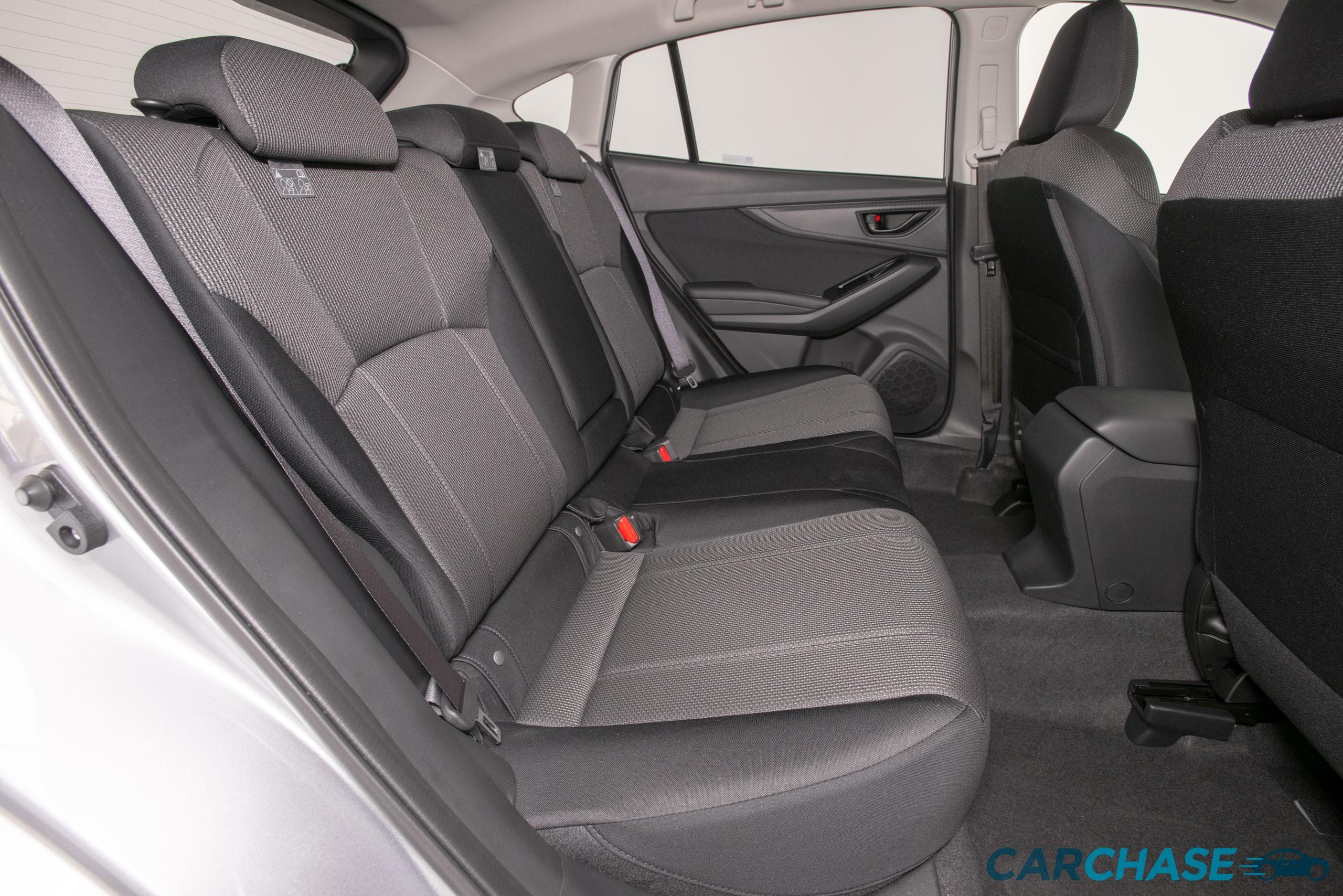 Image of driver rear profile of 2018 Subaru Impreza 2.0i