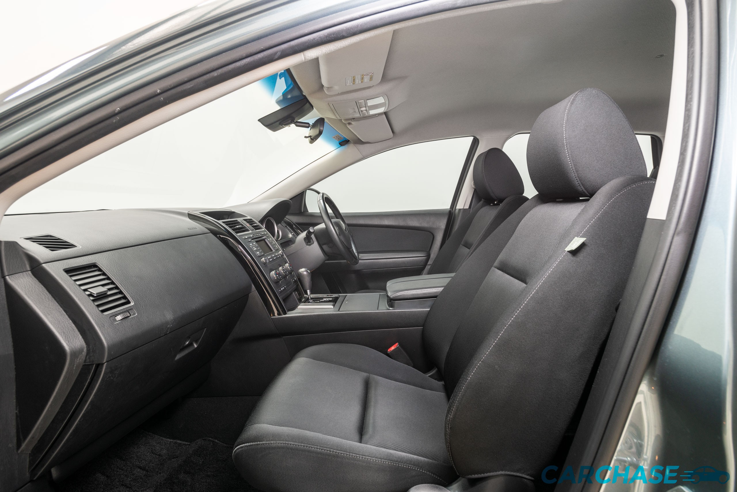 Image of passenger front profile of 2012 Mazda CX-9 Classic TB4