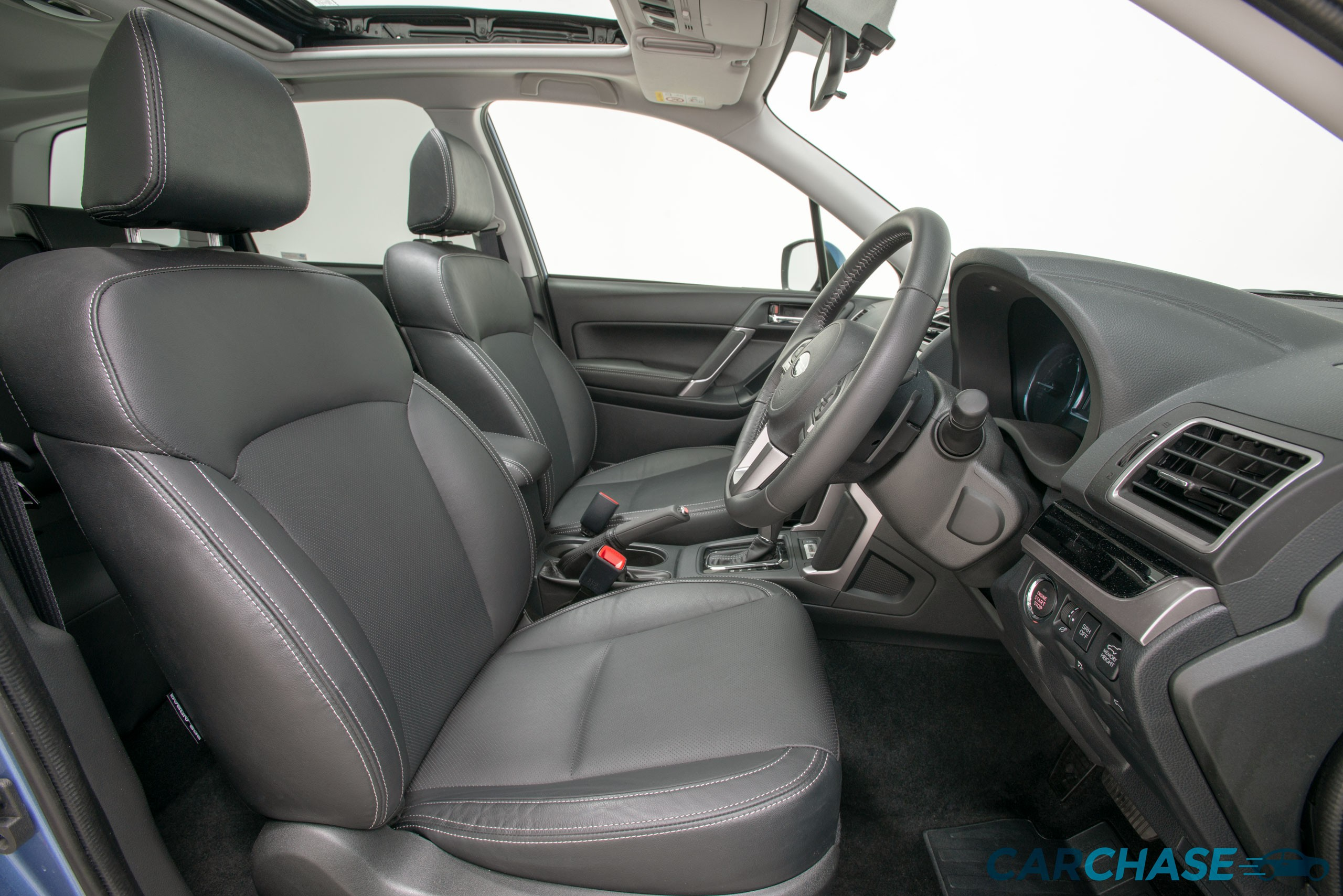 Image of driver front profile of 2018 Subaru Forester 2.5i-L Luxury