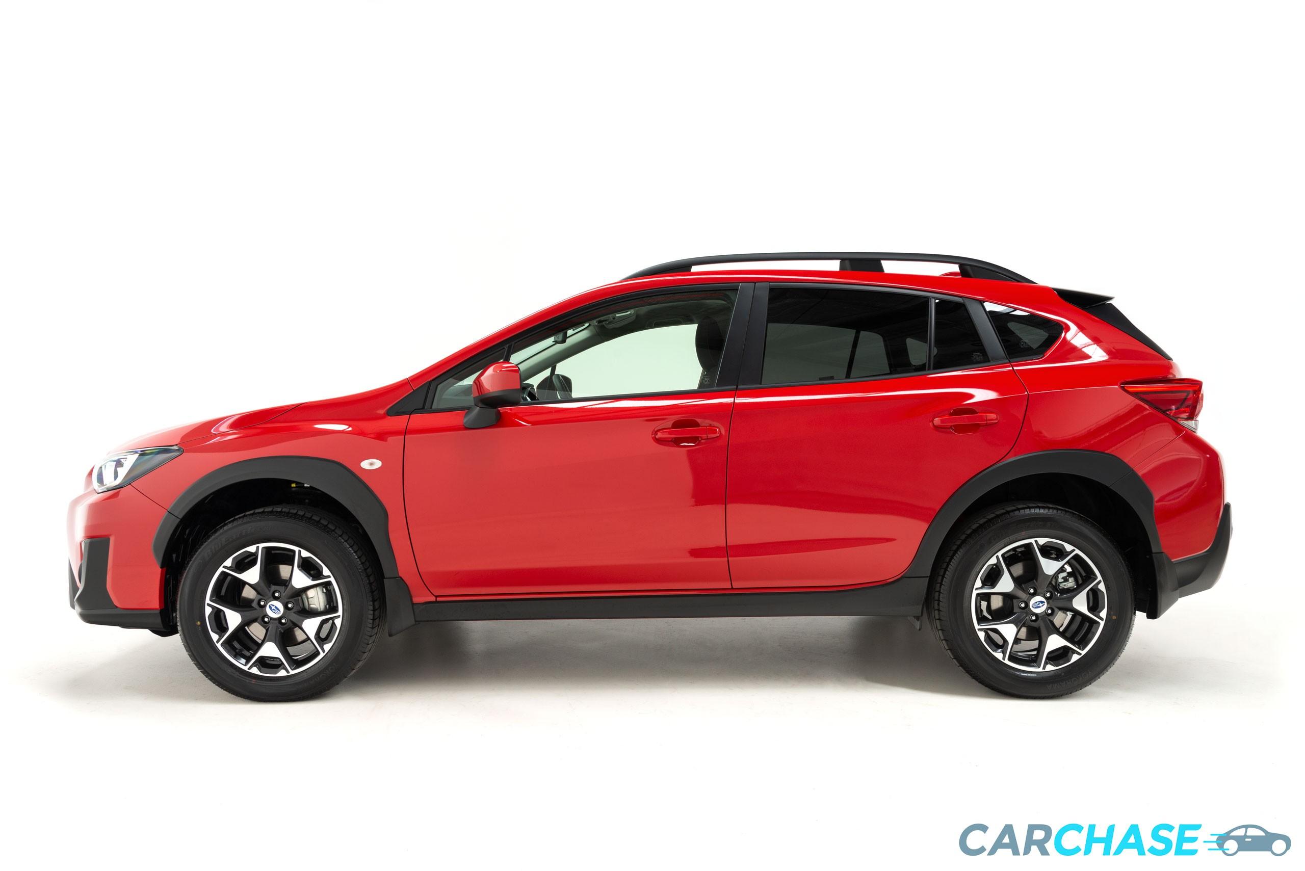 Image of left profile of 2018 Subaru XV 2.0i