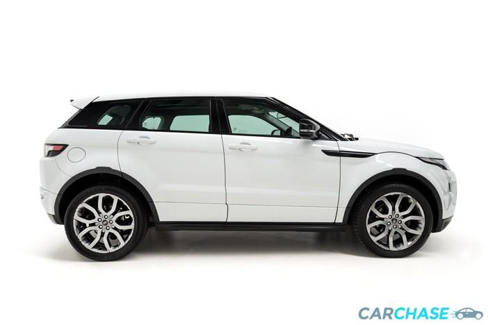 Thumbnail image of 2013 Land Rover Range Rover Evoque SD4 Dynamic