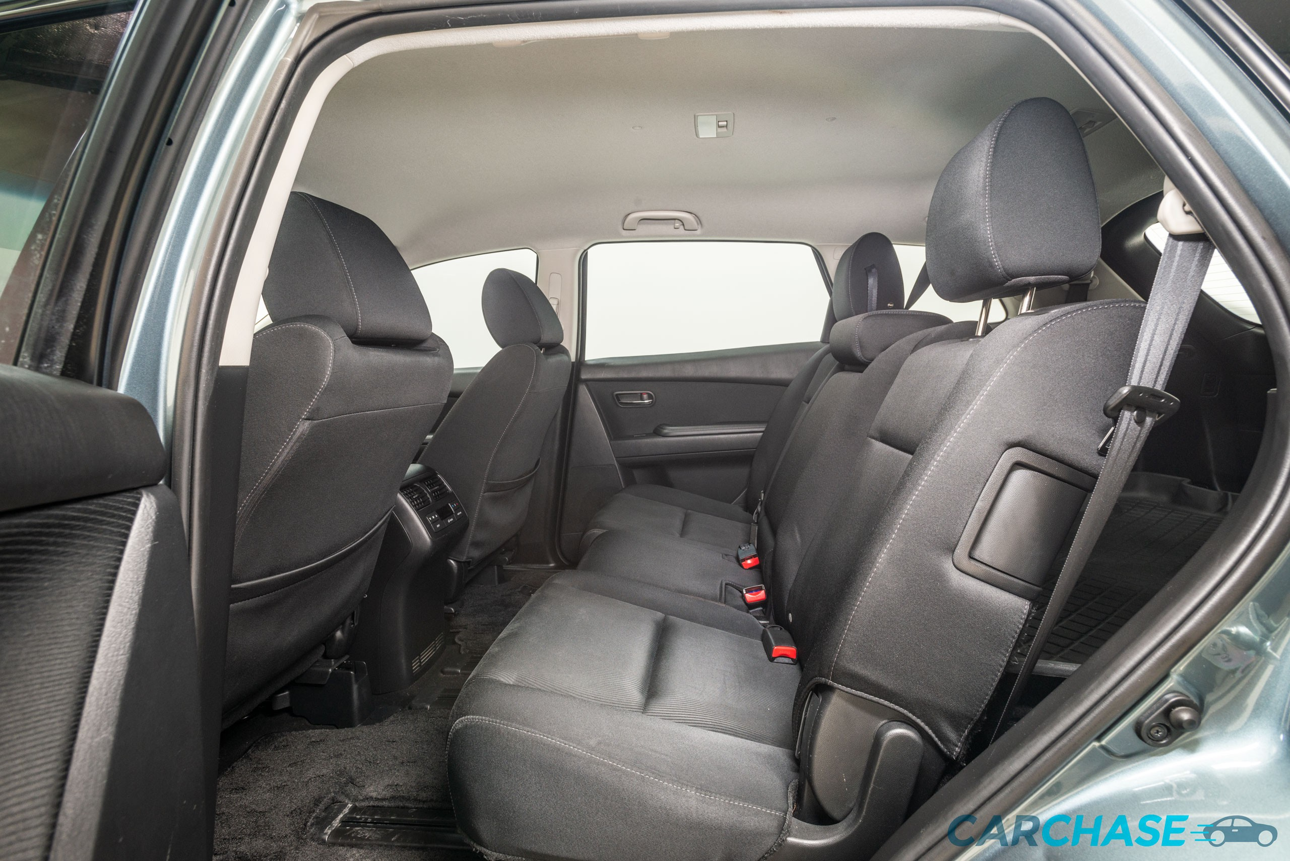 Image of passenger rear profile of 2012 Mazda CX-9 Classic TB4