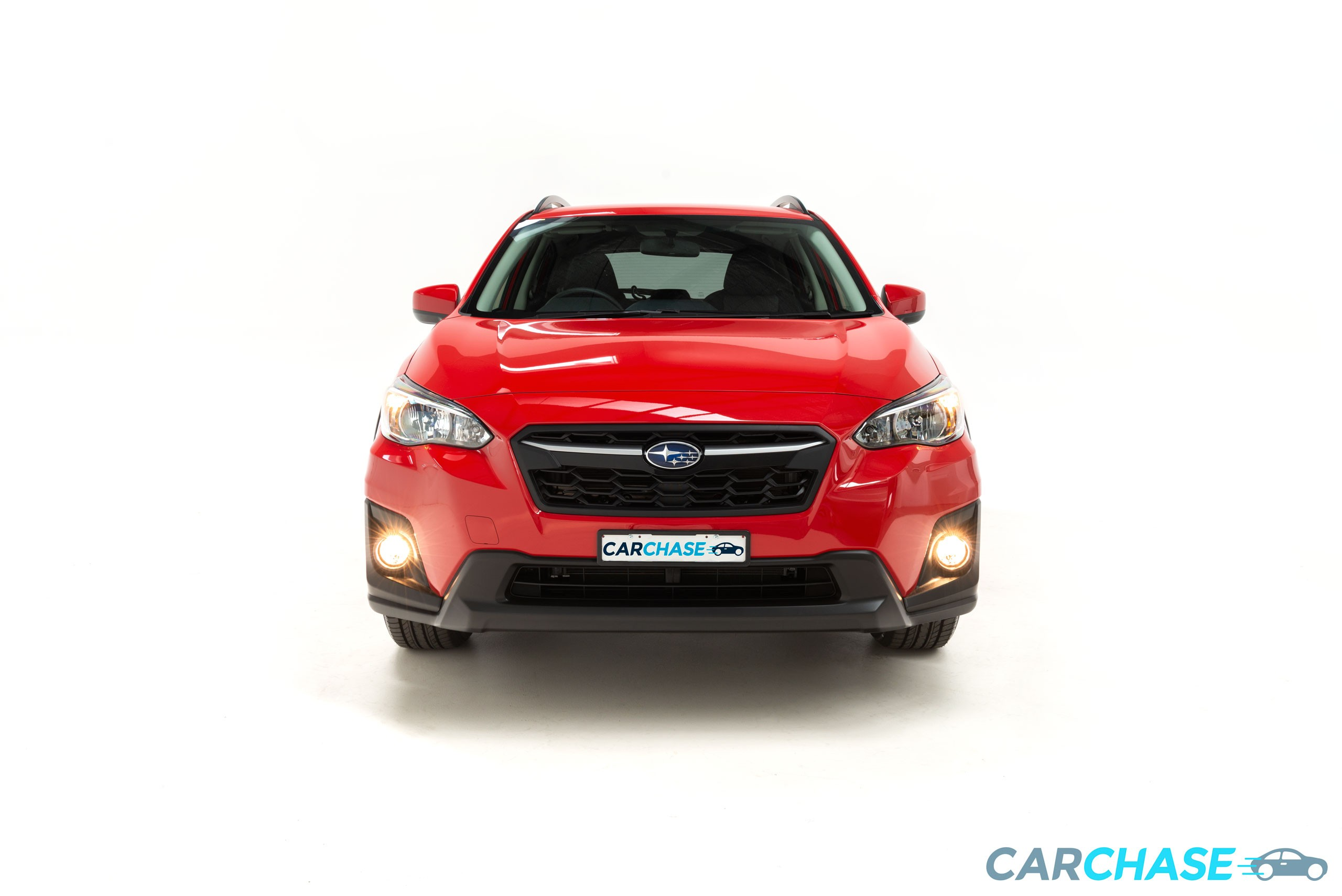 Image of front profile of 2018 Subaru XV 2.0i