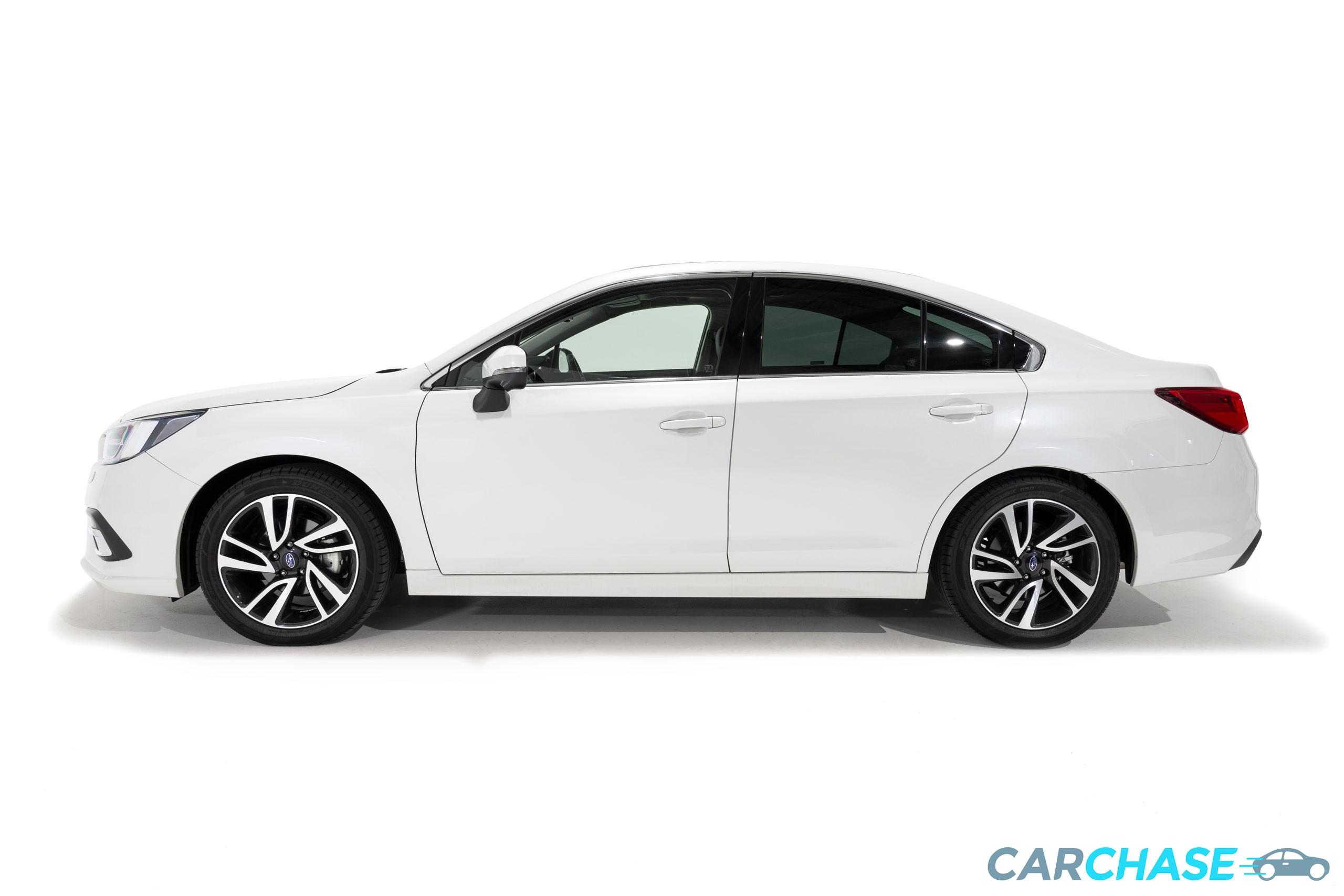 Image of left profile of 2018 Subaru Liberty 2.5i Premium