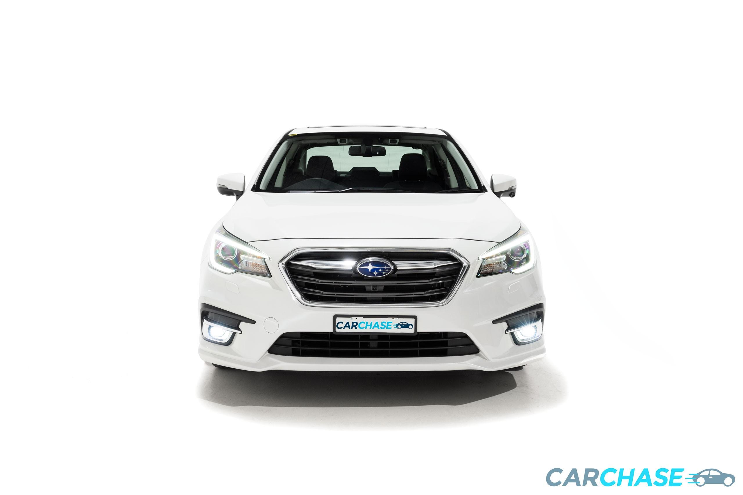 Image of front profile of 2018 Subaru Liberty 2.5i Premium
