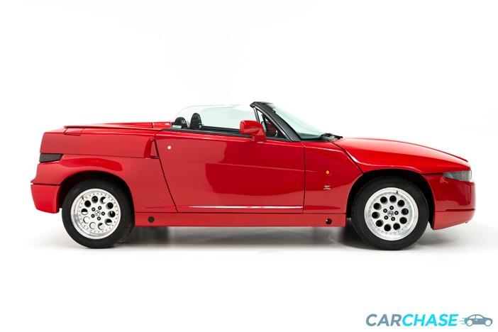 Thumbnail image of 1993 Alfa Romeo Zagato RZ