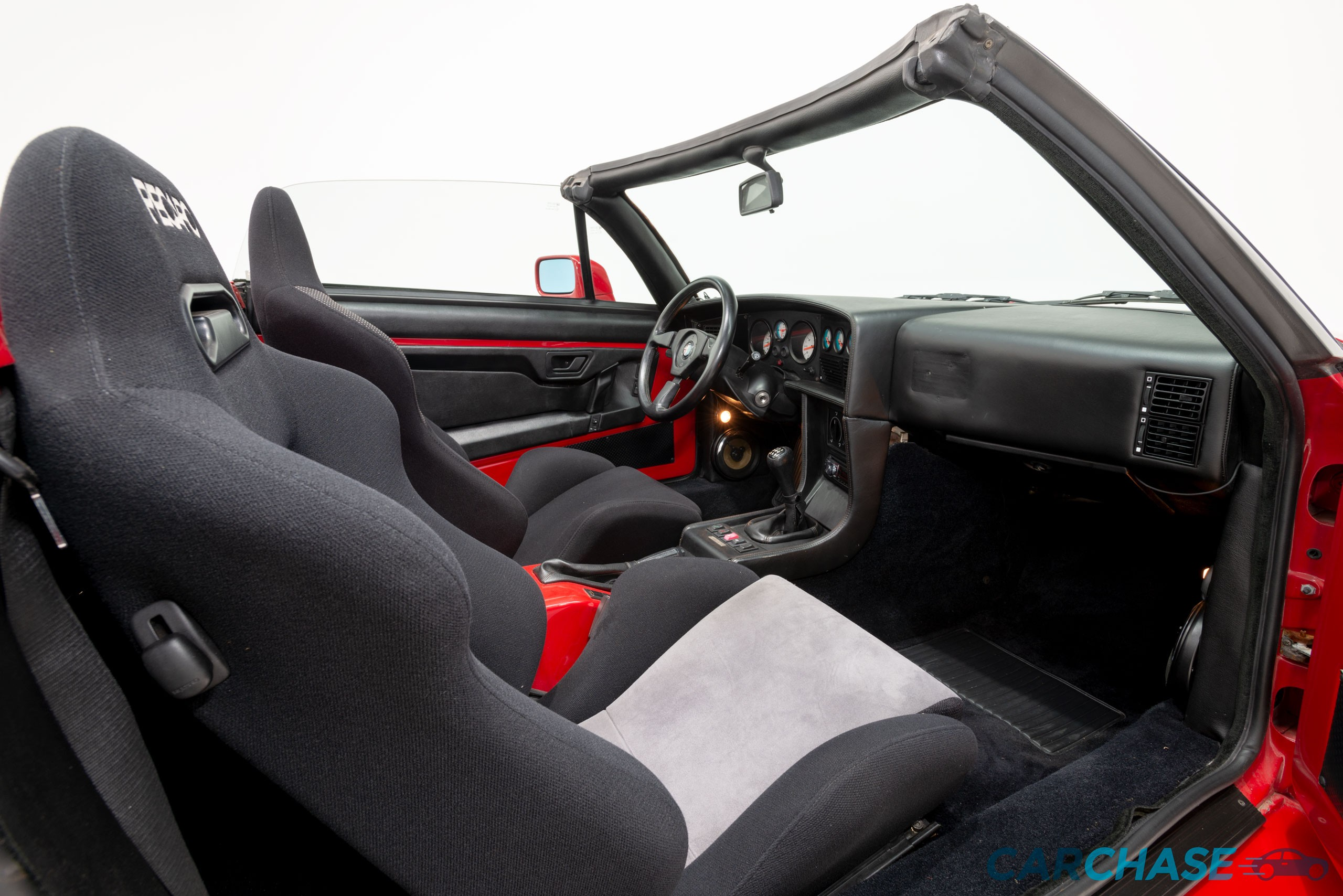 Image of passenger profile of 1993 Alfa Romeo Zagato RZ