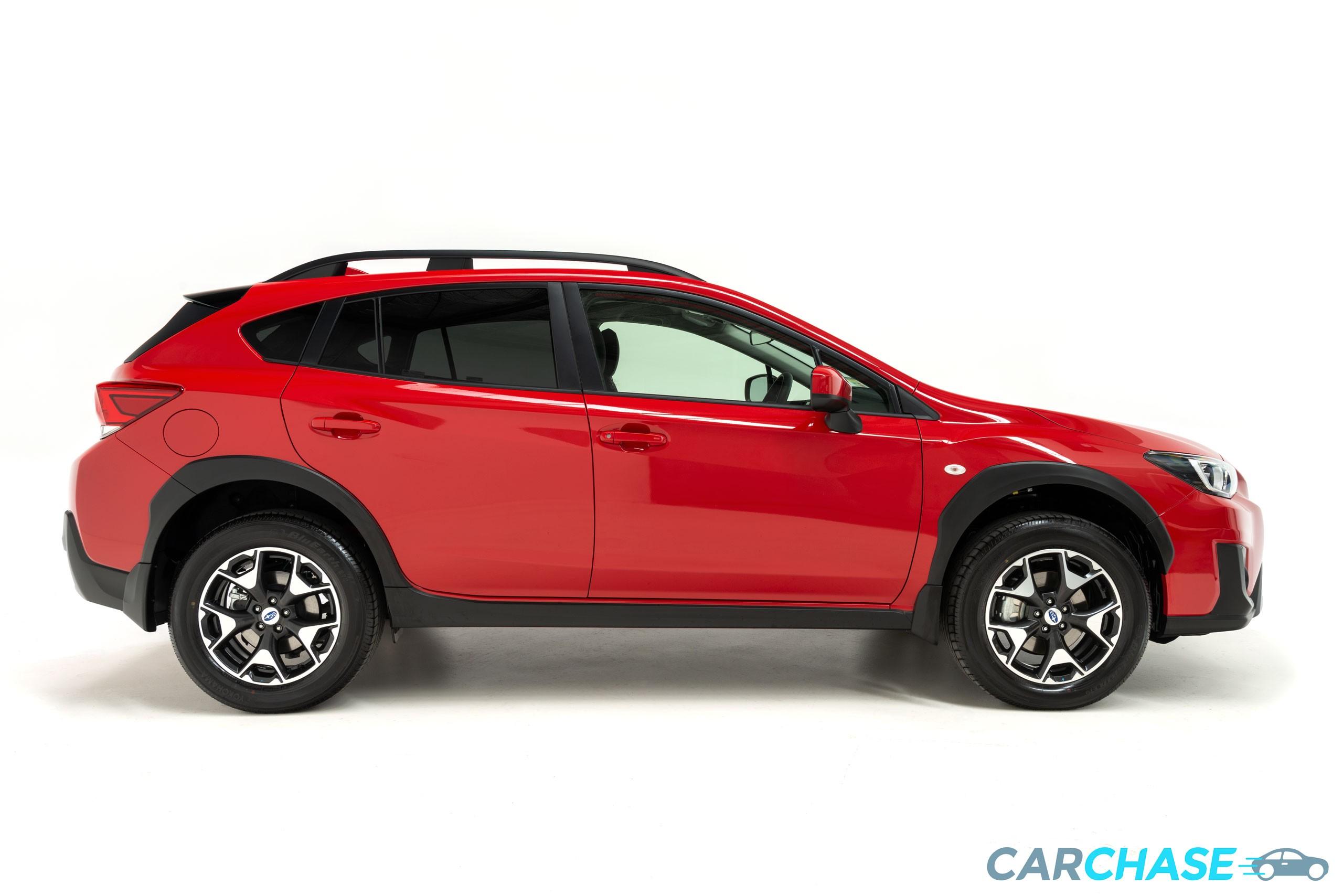 Image of right profile of 2018 Subaru XV 2.0i