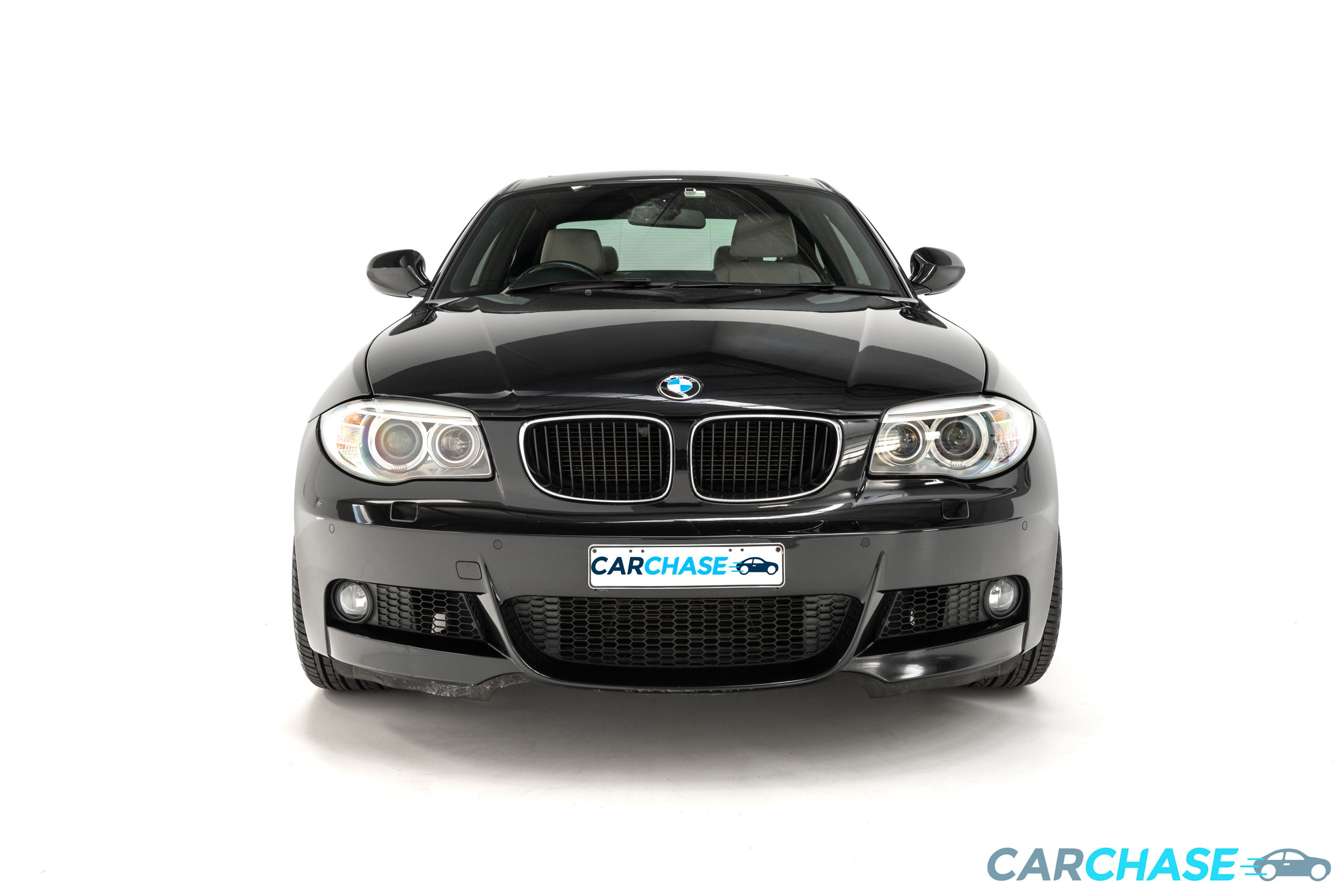 Image of front profile of 2011 BMW 125i