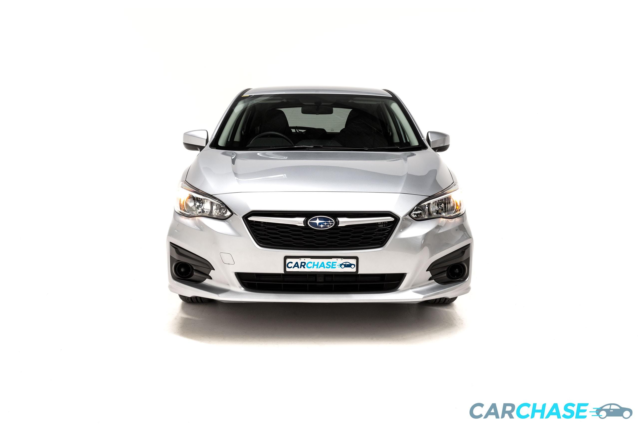 Image of front profile of 2018 Subaru Impreza 2.0i