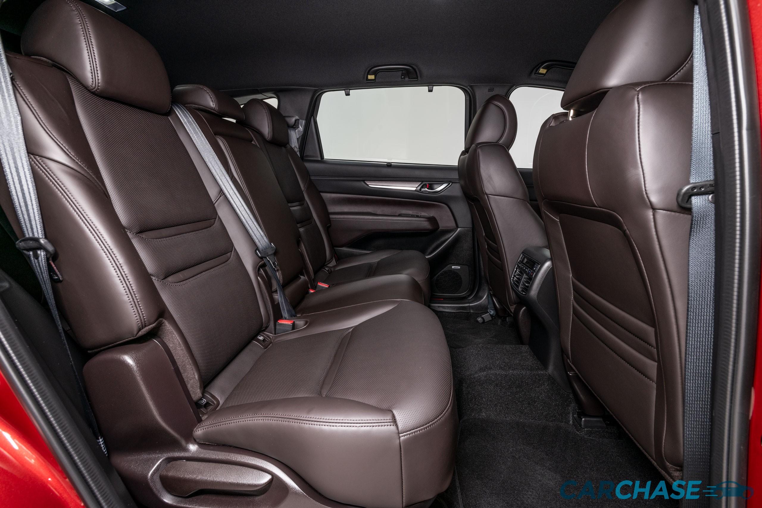 Image of driver rear profile of 2018 Mazda CX-8 Asaki