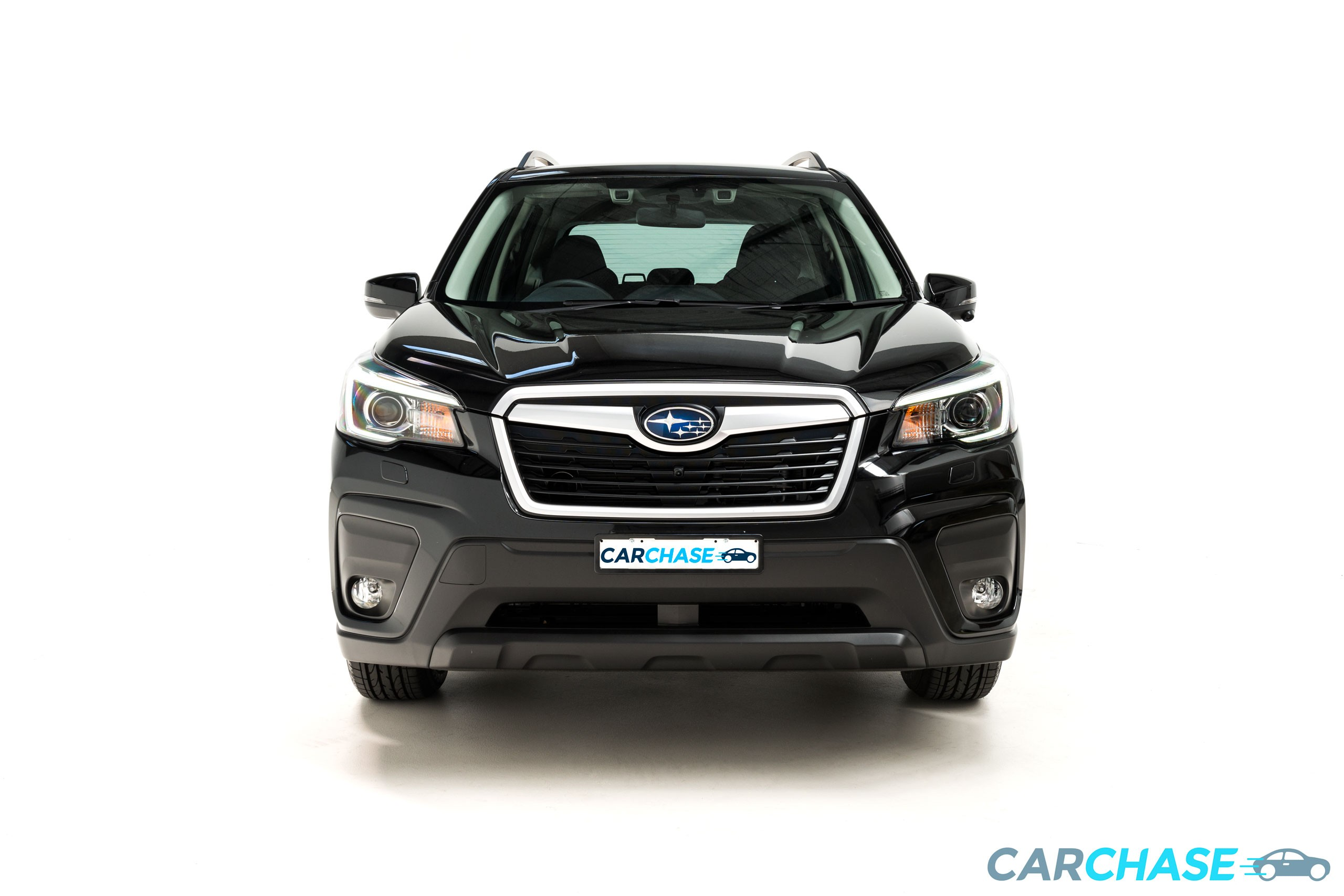 Image of front profile of 2018 Subaru Forester 2.5i-L