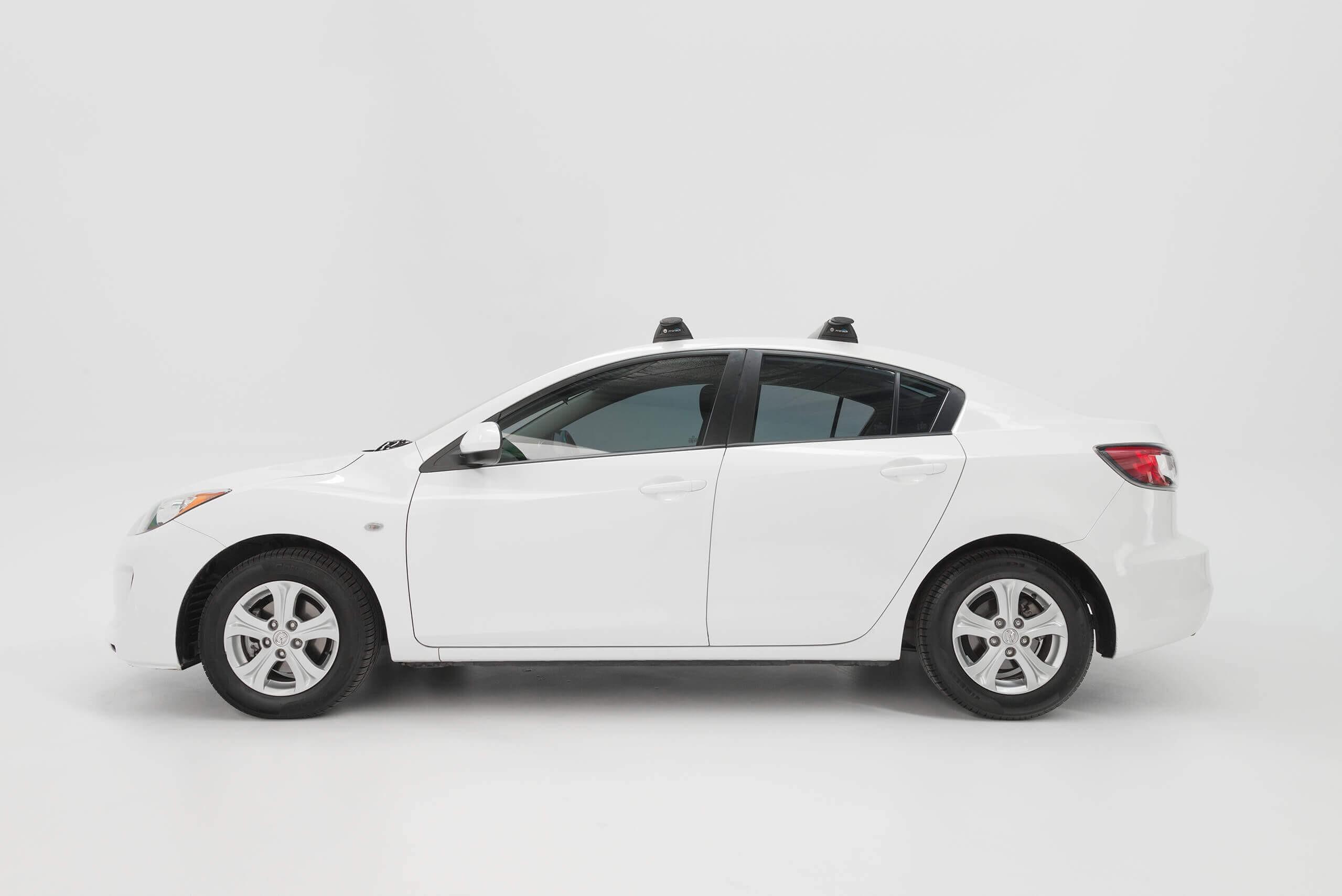 Mazda 3 Service Manual: Vacuum Line Inspection