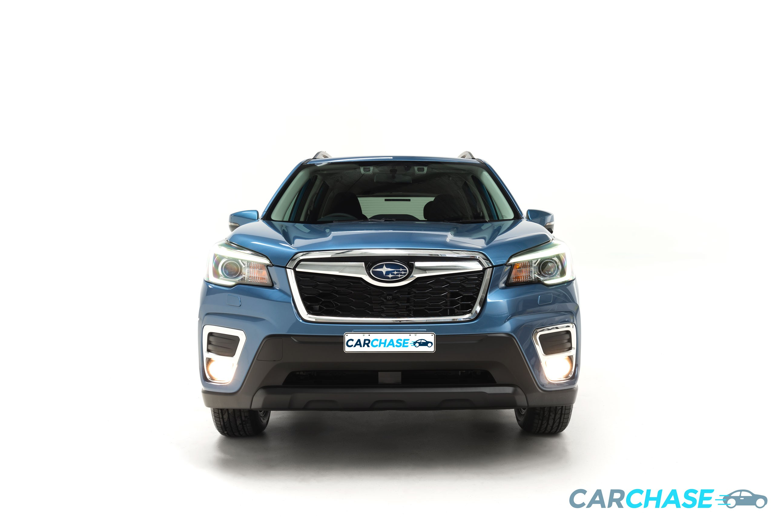 Image of front profile of 2019 Subaru Forester 2.5i-Premium